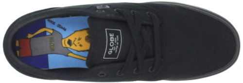 Globe Heren Bonte Skate Schoen Zwart