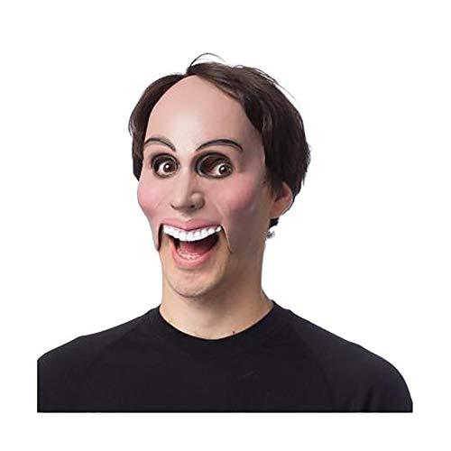 Eradicate Adult Costume Mask, Half -
