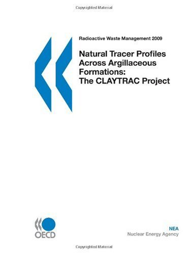 Radioactive Waste Management Natural Tracer Profiles Across Argillaceous Formations:  The CLAYTRAC Project