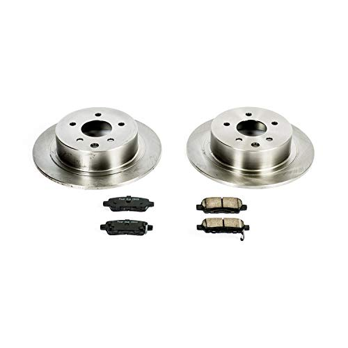 Autospecialty KOE098 1-Click OE Replacement Brake Kit ()
