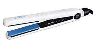 X5 Superlite 450F Ceramic Ionic Nano Tourmaline Flat Iron, 1