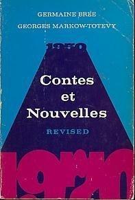 Contes Et Nouvelles, 1950-1970 (French Edition)