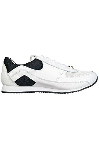 Versace Mens Sneakers Stringate Moda Fsu071cfvvt1-f140 Bianco