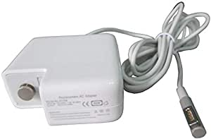 power supply for Apple 16.5V 3.65A 60W magsafe one white square series