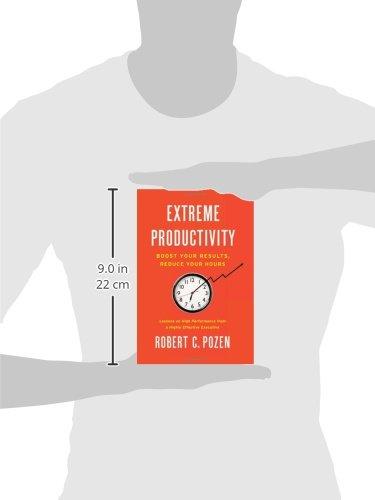 Extreme Productivity Pozen Pdf