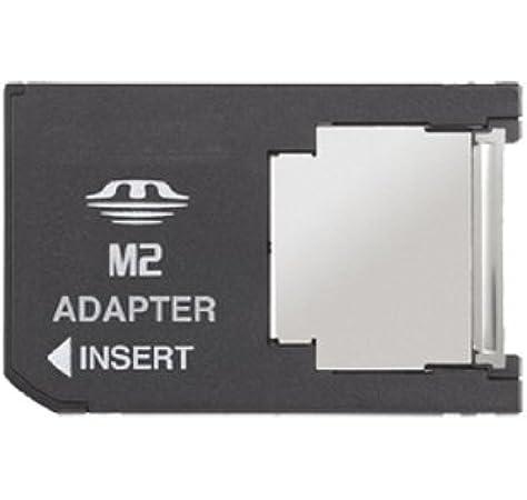 SanDisk M2 (Memory Stick Micro) para Pro Duo Adaptador de Memoria ...