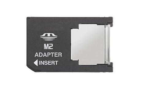 SanDisk M2 (Memory Stick Micro) para Pro Duo Adaptador de ...