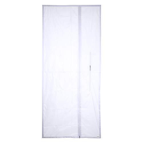 HOOMEE - Junta para puerta (90 x 210 cm, cierre de cierre, para aire acondicionado portátil y secadora), funciona con todos...