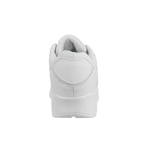 Trendige Enfants Tendance Chunkyrayan Herren Sport Femmes De Laufschuhe Chaussures Blanc Kinder Course Damen Unisexe La Espadrilles Unisex Turnschuhe Sneaker White Hommes fqwrfZ