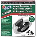Gunk Kant Leak Jumbo Reinforced Wax Ring Kit