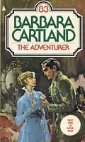 Barbara Cartland 5 books / The Adventurer #83, His Hour #2, Love and Linda #77, The Coin Of Love, Danger By The Nile