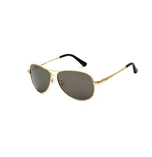 Color de de 7 los Ultra Gafas conducción Marco Sol Metal polarizadas 6 de de Deporte Yxsd Ligero SunglassesMAN de Hombres qxTgRn40g