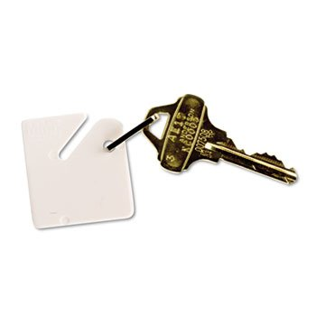 - MMF2013001AA06 - MMF Numbered Slotted Rack Key Tags