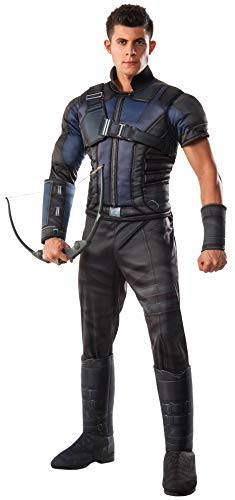 Rubie's Costume Co Marvel Men's Captain America: Civil War Deluxe Muscle Chest Hawkeye Costume for $<!--$32.67-->
