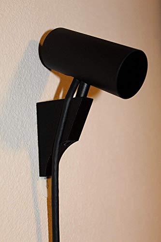 Oculus Rift CV1 Compatible Sensor Wall Mounts (Black, 2 Pack)