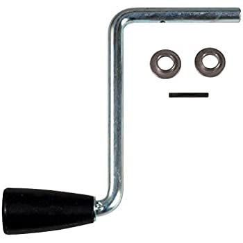 CURT 28923 Replacement Swivel Handle for Side-Wind Jacks