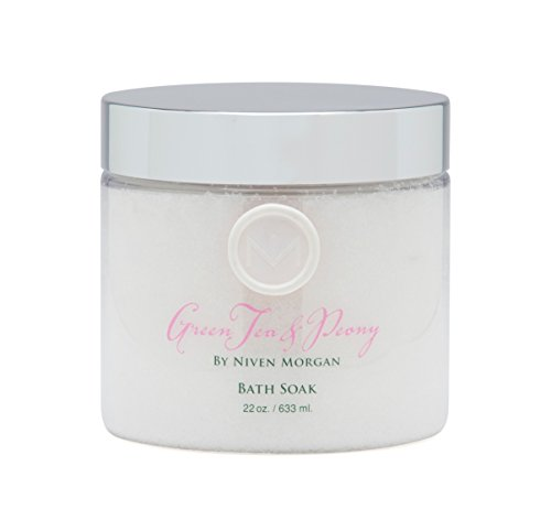 ea and Peony Bath Soak (Green Tea Soak)