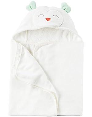 Baby Owl Hooded Towel