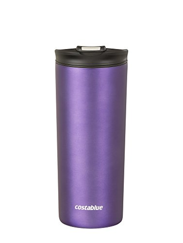 Costablue Vacuum Insulated Stainless Steel Travel mug , 16 O