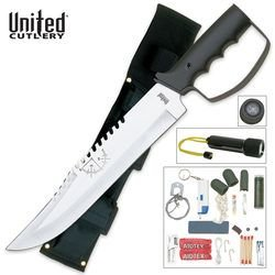United Cutlery Bush Master Survival Knife by United Cutlery