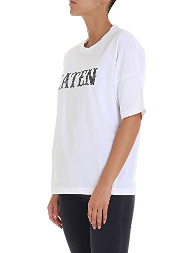 T Blanco S72gd0115s22427100 Algodon Mujer Dsquared2 shirt wZqP7n