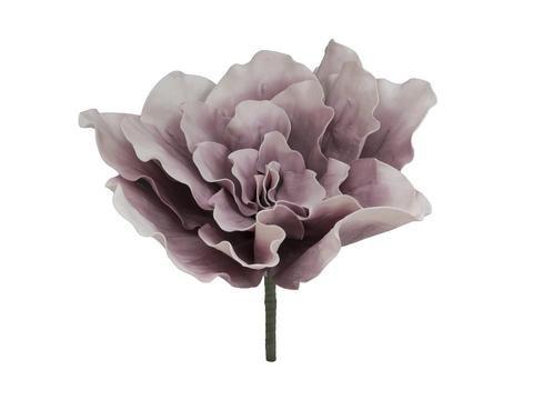 Fiore di Camelia gigante artificiale MARLENE, rosa, 80cm - resistente alle intemperie - Camelia artificiale / Ramo ornamentale - artplants