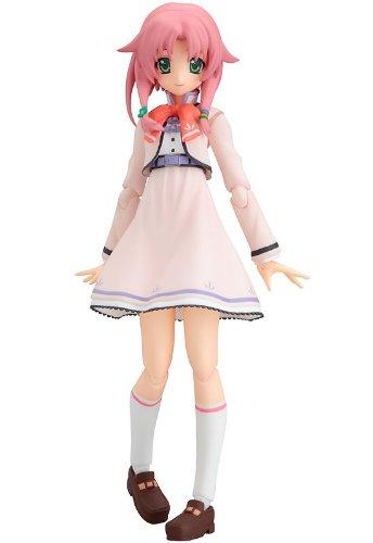 - figma Kawamura Yuu School Uniform Ver. (PVC Figure) by Max Factory