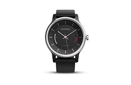 Garmin V Vomove Sport   Black With Sport Band