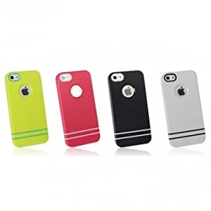 Unique Design Protective Back Case Cover For iPhone 5 5S --- Color:Green