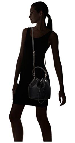 Silver Donna Nine Secchio black Adlai West60447757 Black FqzznXtT