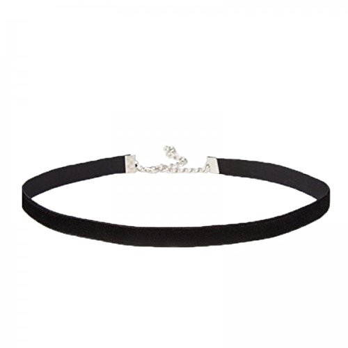 Black Velvet Choker Necklace Gothic