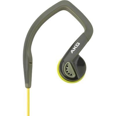 AKG K326 High-Performance Sports Headphones - Yellow
