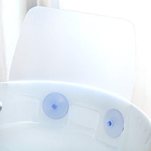 EQLEF /Évier Splash Guard /évier cr/éatif Sucker /évier de Cuisine Splash Protecteur retenant leau s/éparateur pr/évenir Les /éclaboussures Outil