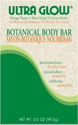 (Ultra Glow Botanical Body Soap 99.2G)