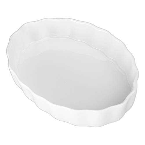 BIA Cordon Bleu 900076S4SIOC Souffle Bakeware Set, One Size, White ()
