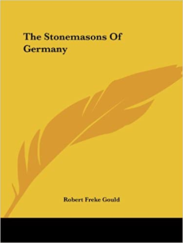 The Stonemasons Of Germany