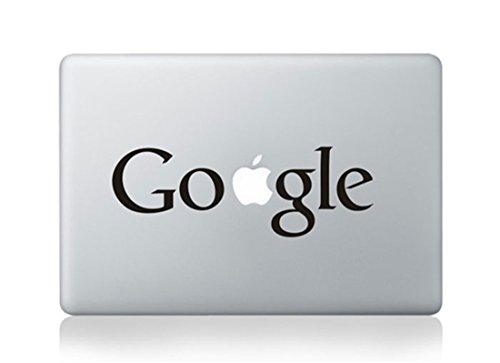 Google Logo Apple Mac Sticker Skin Decal Vinyl Apple Macbook Pro Air 13 15 17 Inch Retina Laptop - Google Disneyland