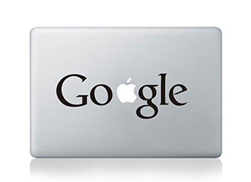 Google Logo Apple Mac Sticker Skin Decal Vinyl Apple Macbook Pro Air 13 15 17 Inch Retina Laptop - Disneyland Google