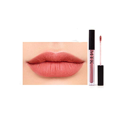 Lip Gloss Brush, Yikey New Waterproof Long Lasting Matte Liquid Lipstick Beauty Lip Gloss Long Lasting Not Fade