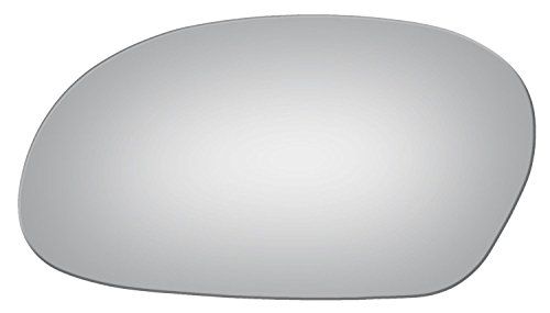 Flat Driver Side Mirror Replacement Glass for 2000-2007 FORD TAURUS (Driver Side Mirror Ford Taurus)