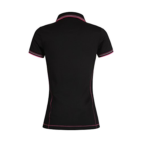 Green Lamb - Camisa deportiva - para mujer negro