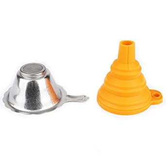 Amazon.com: Zamtac - Taza de filtro de resina UV y embudo de ...