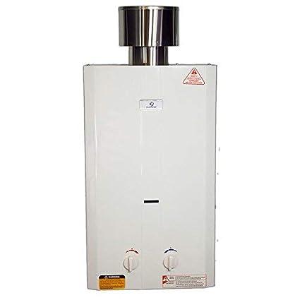 Eccotemp L10 Bomba/colador Bundle L10 portátil calentador calentador de agua con Flojet Bomba/