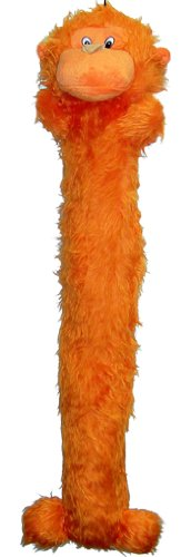 Monster Max Monkey Stock Dog Toy, My Pet Supplies
