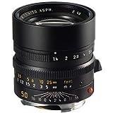 LEICA(ライカ) Leica(ライカ) ズミルックス M50mm F1.4 ASPH. (6bit) ブラック
