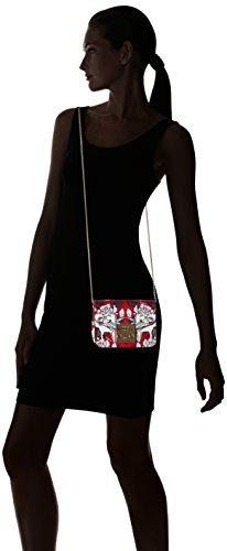 FURLA Metropolis Mini Crossbody, Borsa Donna Rosso (Toni Ruby)