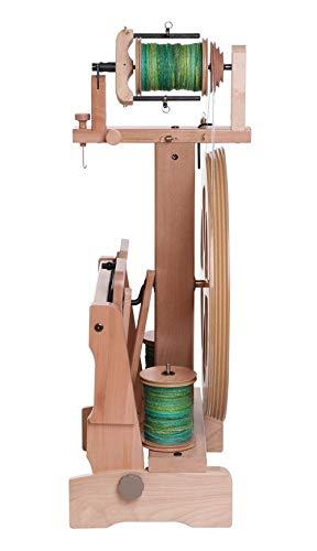 Ashford Kiwi Spinning Wheel 3 Lacquered by Ashford (Image #2)