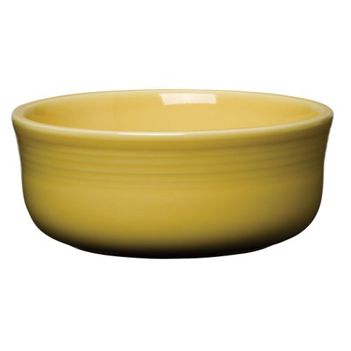 Homer Laughlin 576320 Fiesta Sunflower 18 Oz Chowder Bowl - 6 / -