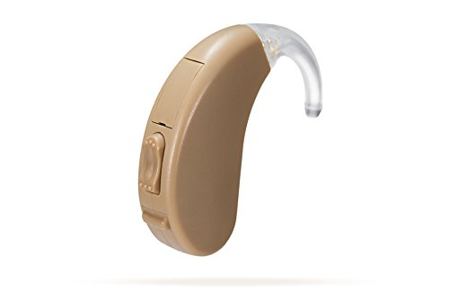 Lucid Audio ENRICH PLUS Personal Sound Hearing Amplifier PSAP (Ready to wear behind the ear hearing amplifier,electronic hearing protection)