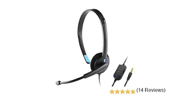 Hotaluyt Reemplazo para Playstation 4 PS4 X-One sobre-Oído Auricular Atado con Alambre Auriculares Gaming Headset PC Juego del Videojugador: Amazon.es: Hogar